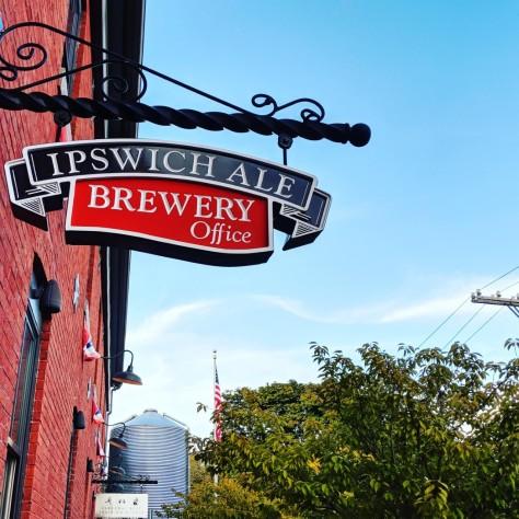 Крафтовая пивоварня. Ipswich Brewery.