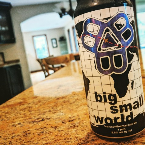 Обзор пива. Bissell Brothers Big Small World.