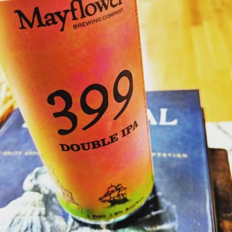 Обзор пива. Mayflower 399.