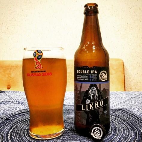 Обзор пива. Brewlok Лихо Одноглазое.