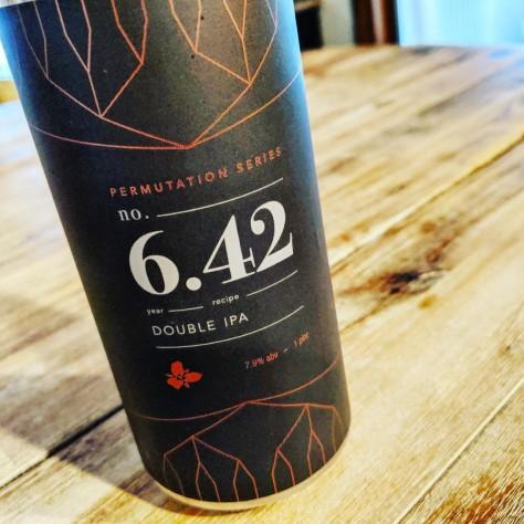 Обзор пива. Trillium. Permutation Series #6.42.