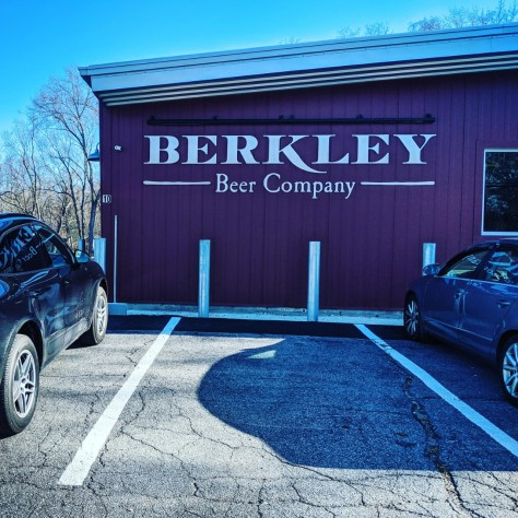 Крафтовая пивоварня. Berkley Beer Company.