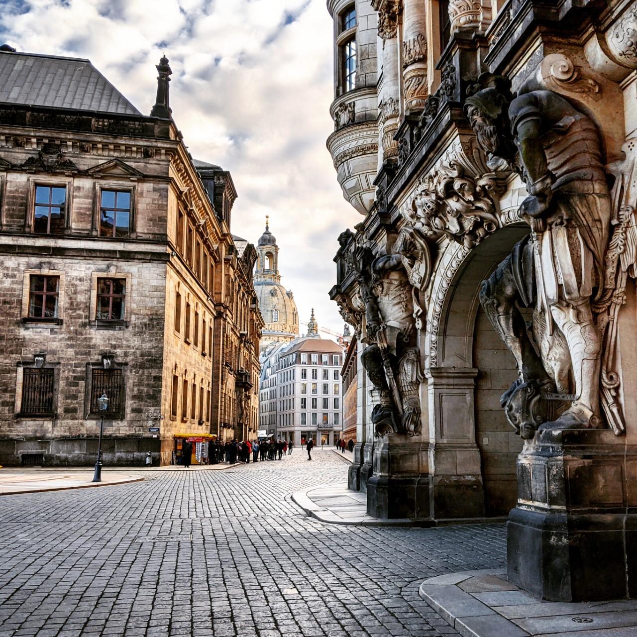 Германия. Дрезден. [Germany. Dresden.]
