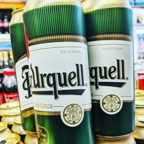 Pilsner Urquell. [Обзор пива].