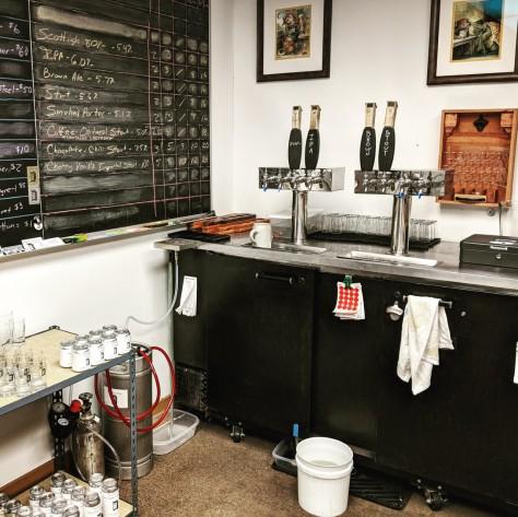 Крафтовая пивоварня. Aut Haus Ales. Фотоотчёт.
