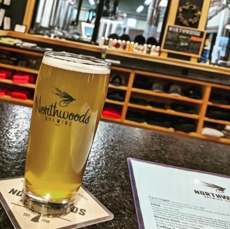 Крафтовая пивоварня. Northwoods. Фотоотчёт.