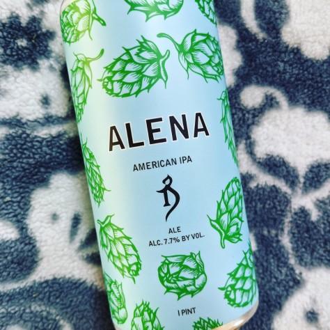 The Alchemist Alena. [Обзор пива].