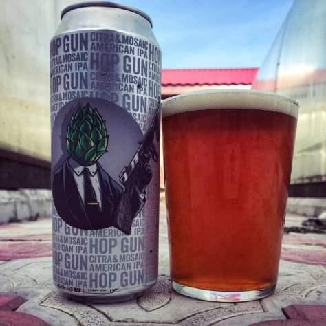 Stamm Beer Hop Gun. [Обзор пива].