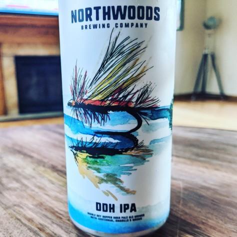 Northwoods DDH IPA. [Обзор пива].