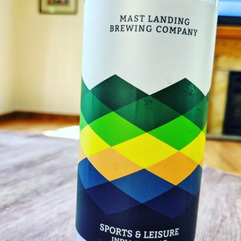 Mast Landing Sports & Leisure. [Обзор пива].
