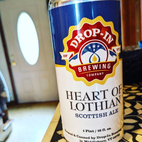 Drop-In Heart Of Lothian. [Обзор пива].