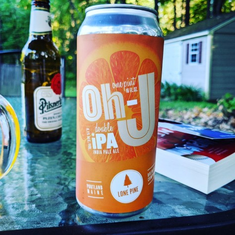 Lone Pine Oh-J. [Обзор пива].