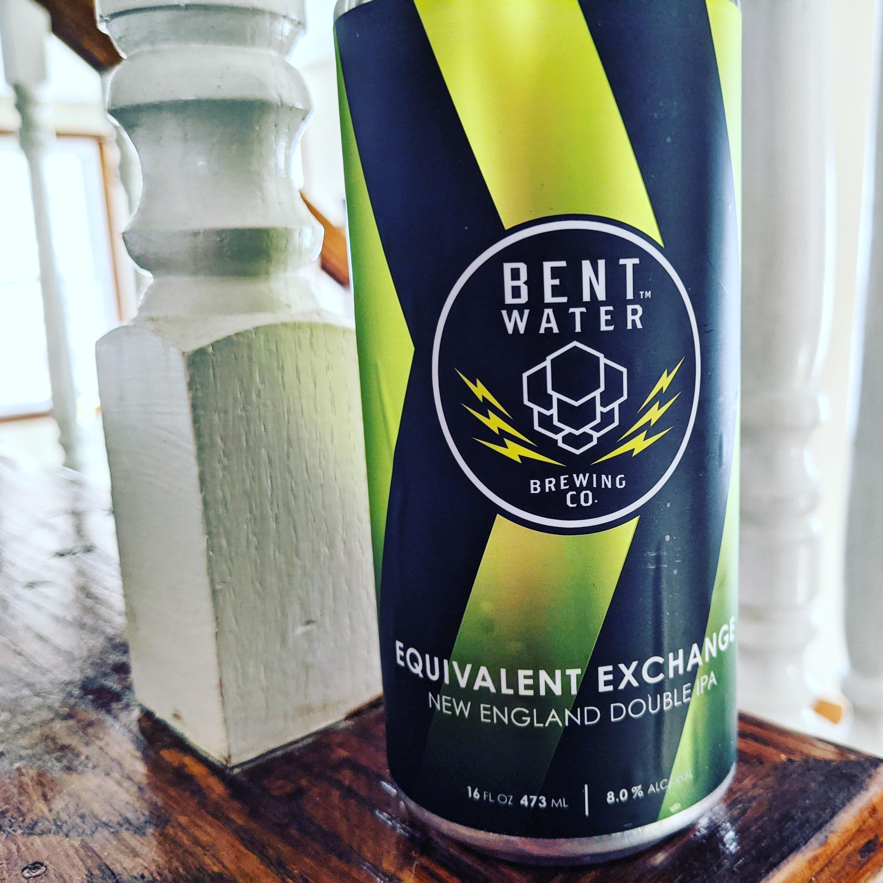 Bent Water Equivalent Exchange. [Обзор пива].