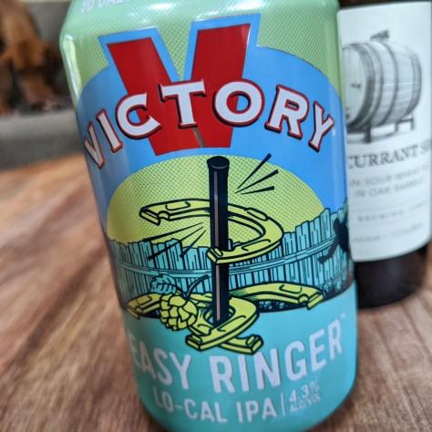 Victory Easy Ringer. [Обзор пива].