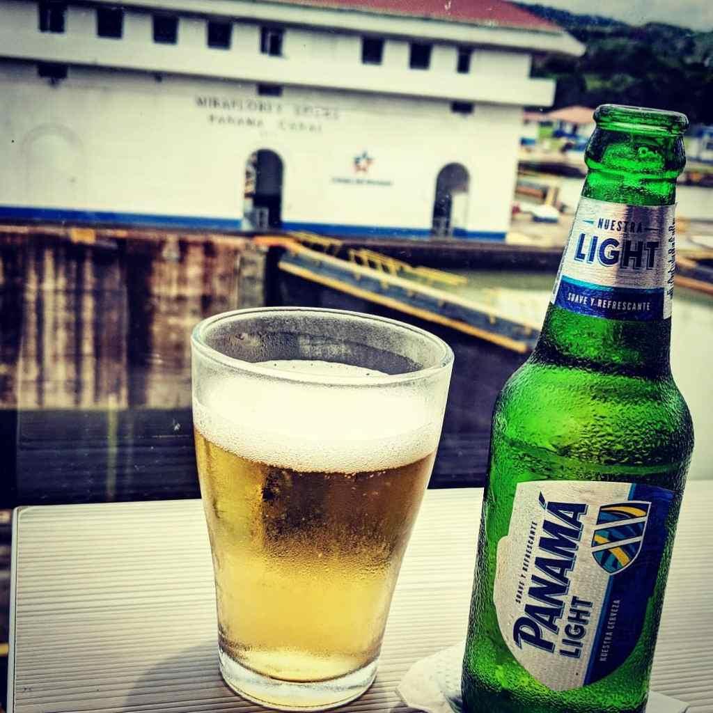 Panama Light. [Обзор пива].