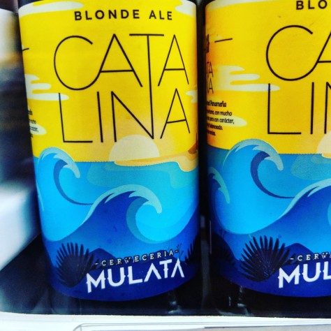 Mulata Catalina. [Обзор пива].