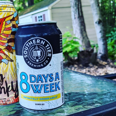 Southern Tier 8 Days a Week. [Обзор пива].