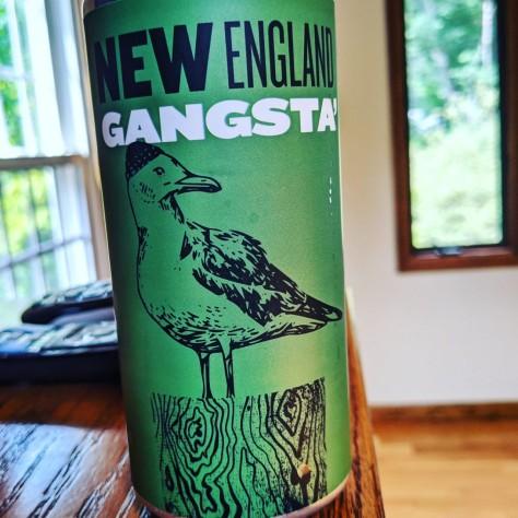 New England Gangsta. [Обзор пива].