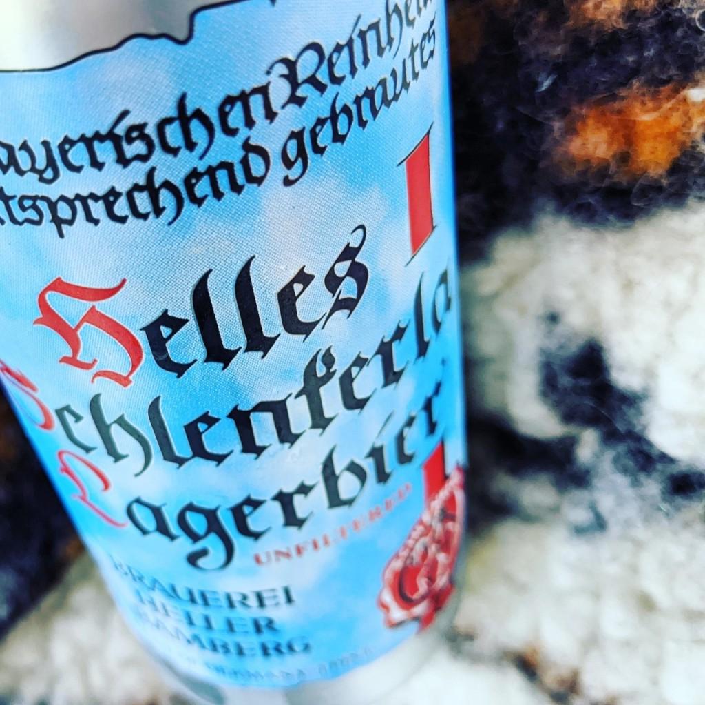Aecht Schlenkerla Helles Lagerbier. [Обзор пива].
