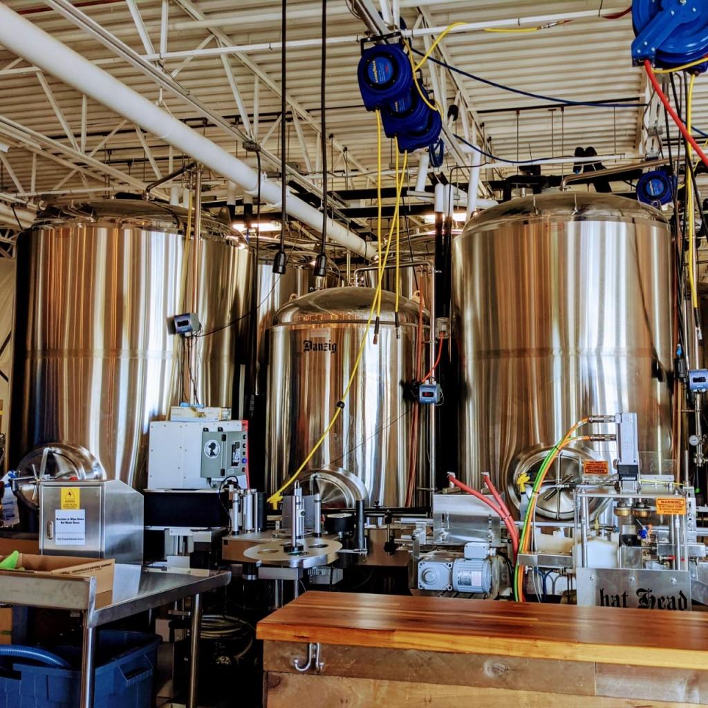 Крафтовая пивоварня. Widowmaker Brewing Company. Фотоотчёт.