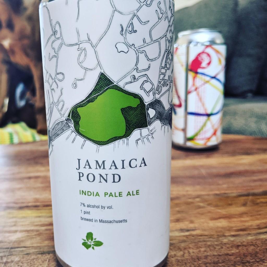 Trillium Jamaica Pond. [Обзор пива].