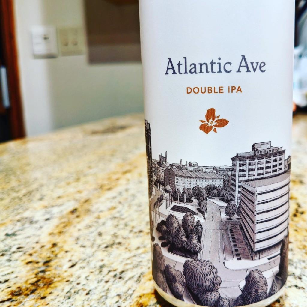 Trillium Atlantic Ave. [Обзор пива].