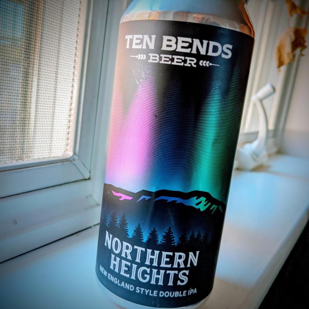 Ten Bends Northern Heights. [Обзор пива].