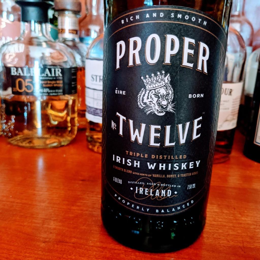 Proper No. Twelve. [Conor McGregor]. [Обзор виски].