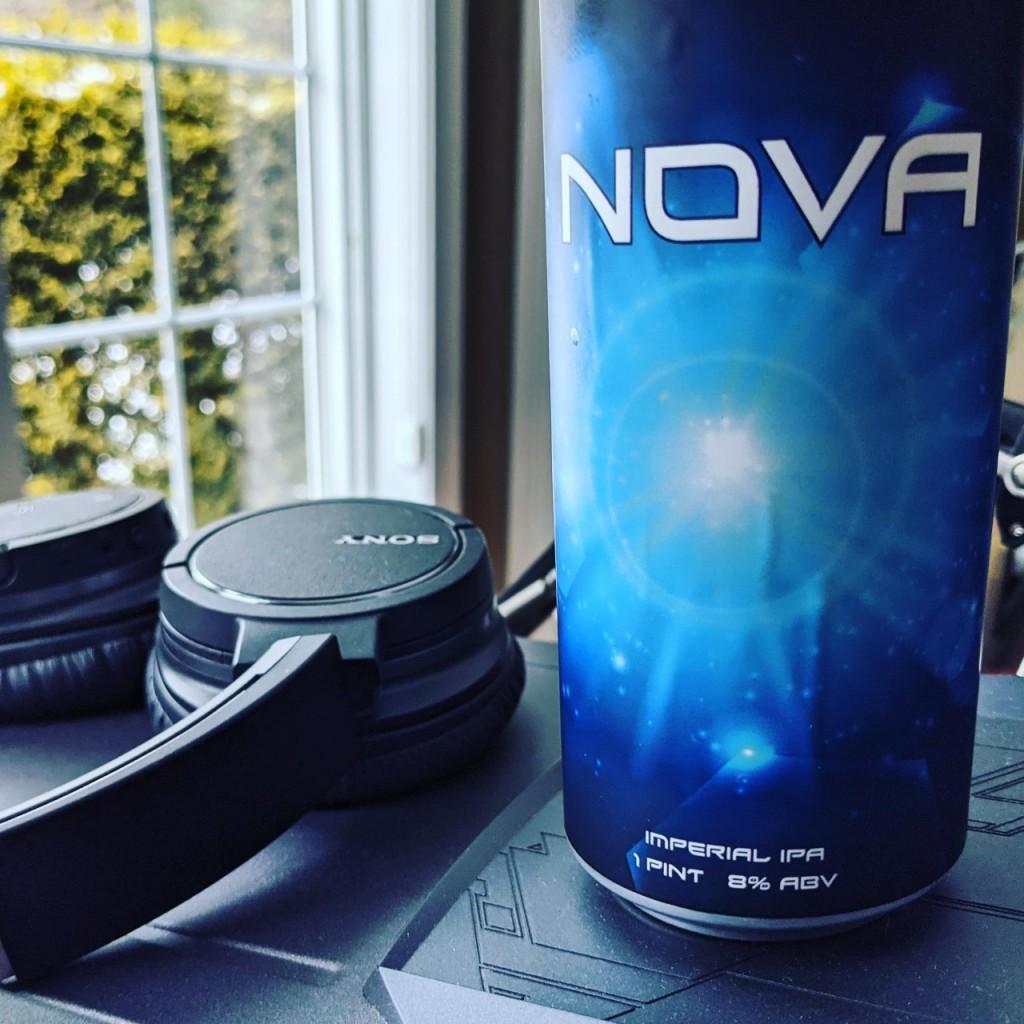 Kettlehead Nova. [Обзор пива].