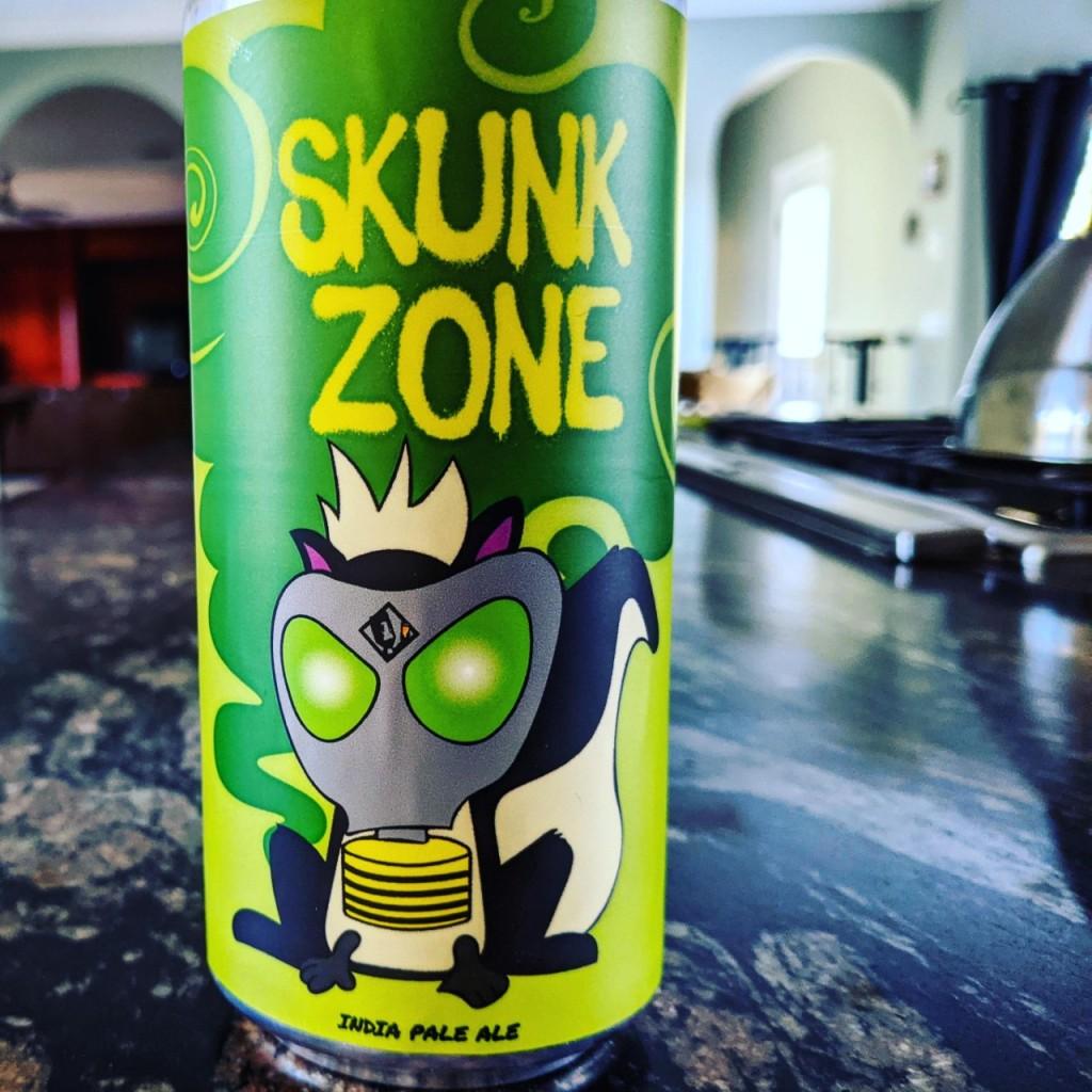 Kettlehead Skunk Zone. [Обзор пива].