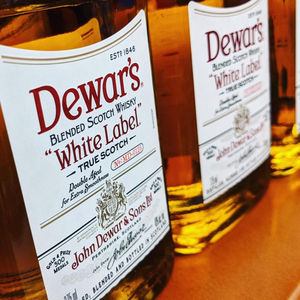 Dewar's White Label. [Обзор виски].