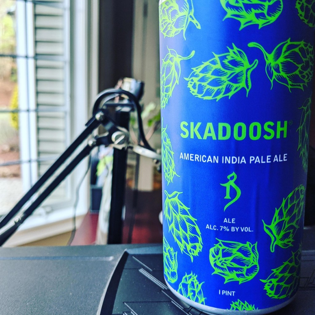 The Alchemist Skadoosh. [Обзор пива].