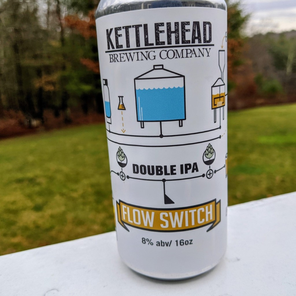 Kettlehead Flow Switch. [Обзор пива].
