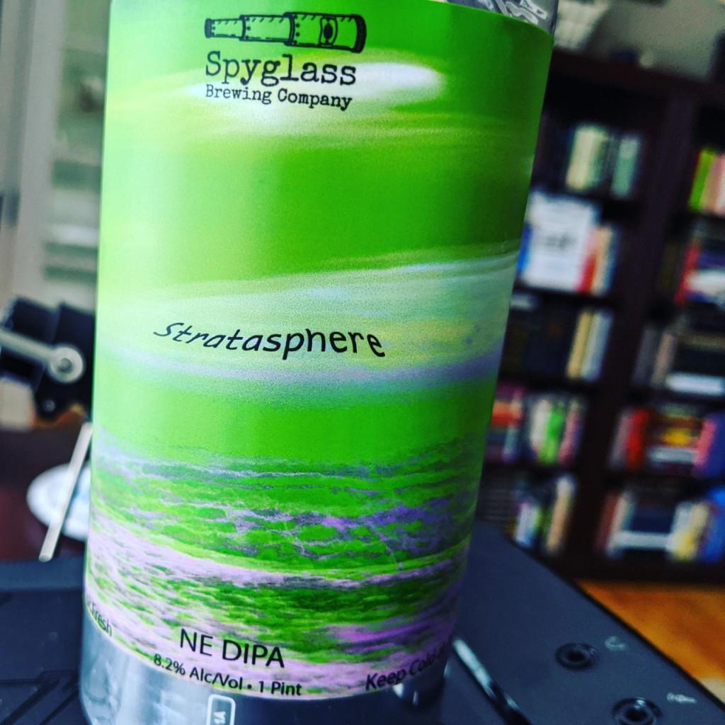Spyglass Stratasphere. [Обзор пива].