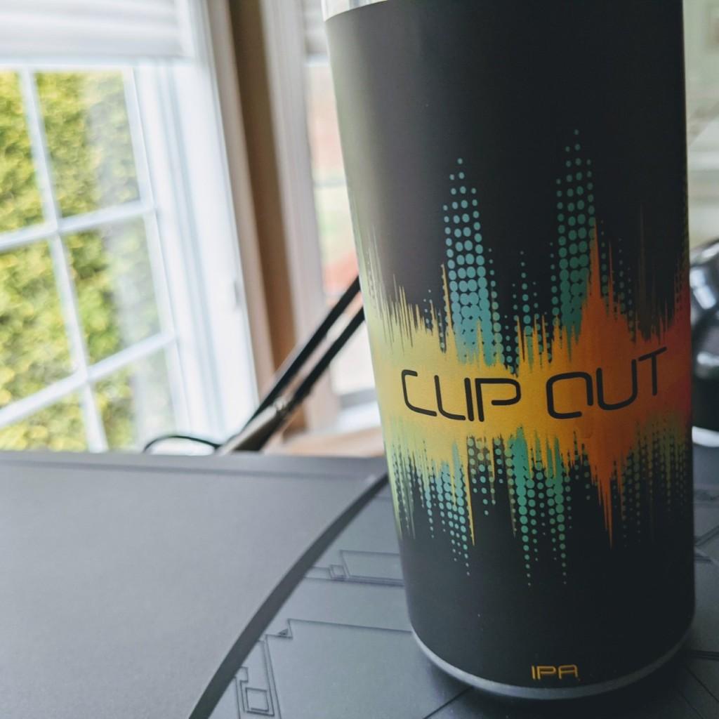 Kettlehead Clip Out. [Обзор пива].