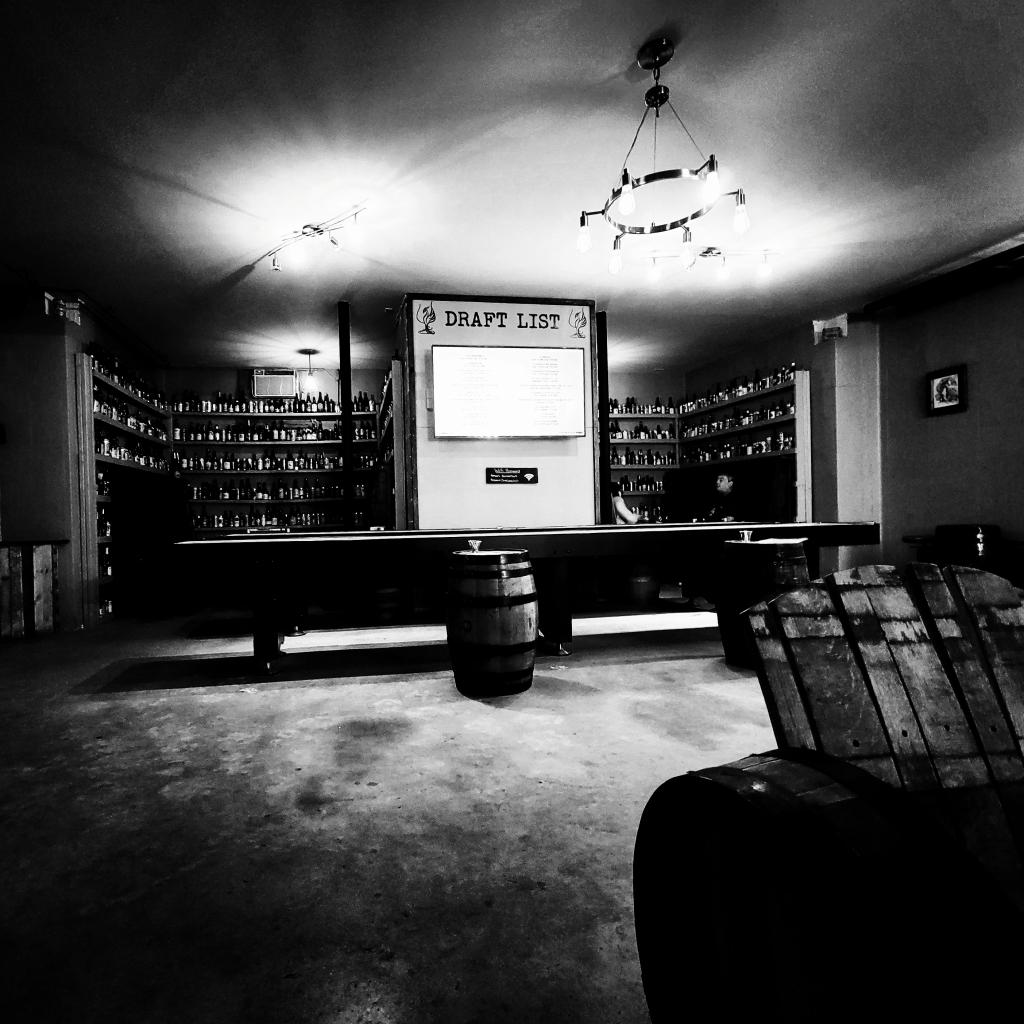 Крафтовая пивоварня. Barelled Souls. Фотоотчёт.