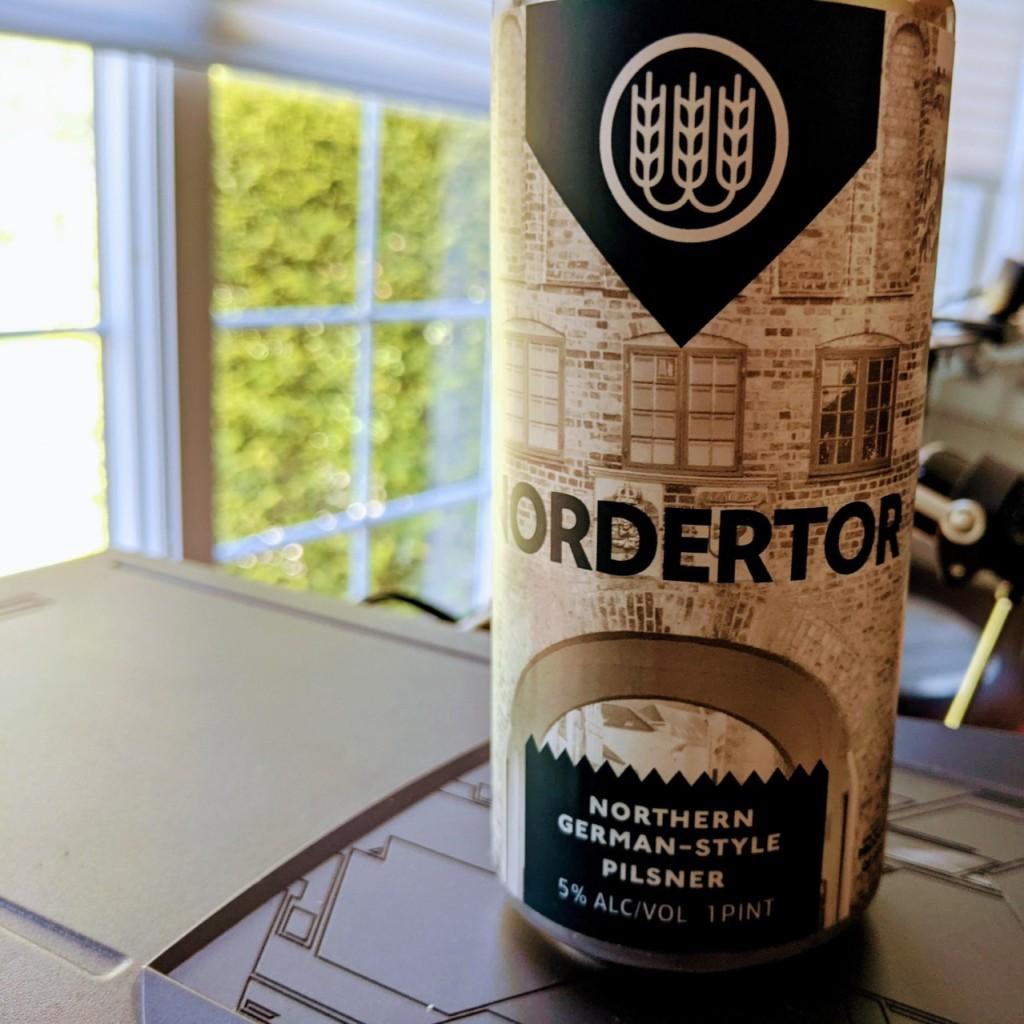 Schilling Nordertor. [Обзор пива].