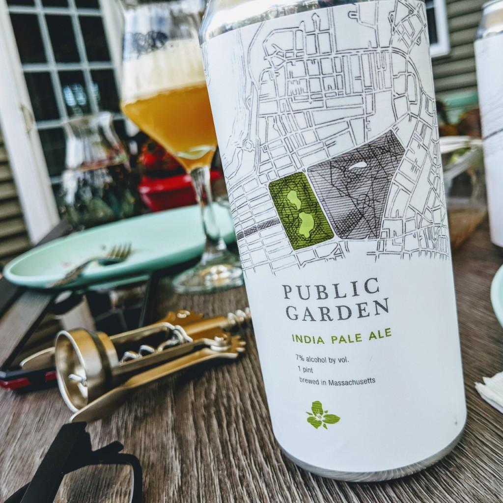 Trillium Public Garden. [Обзор пива].